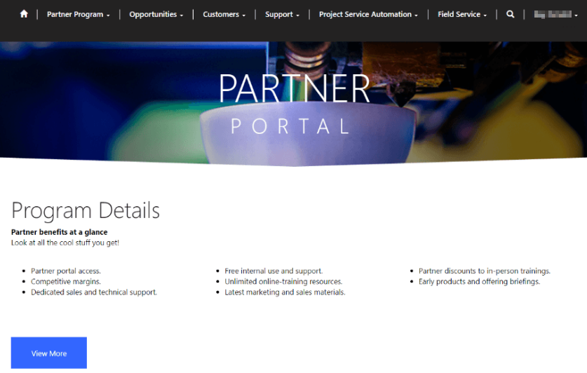 audius | Partner Portal