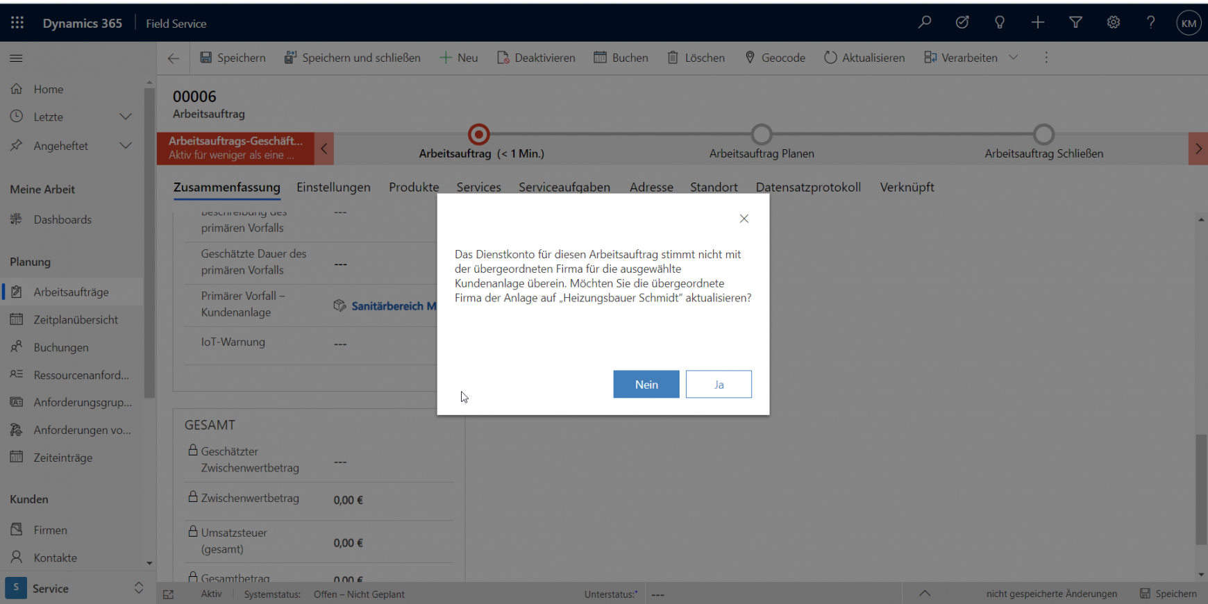 audius Field Service Blog | Dynamics 365 Herbst-Update – Wave 2 2020