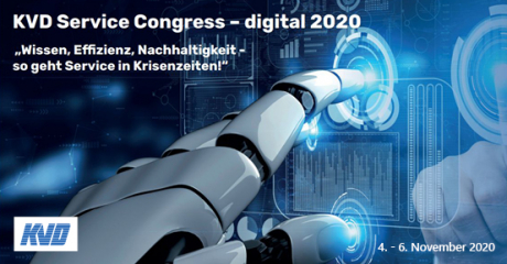 audius | KVD Service Congress - digital 2020
